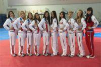 Женская юниорская сборная России по тхэквондо