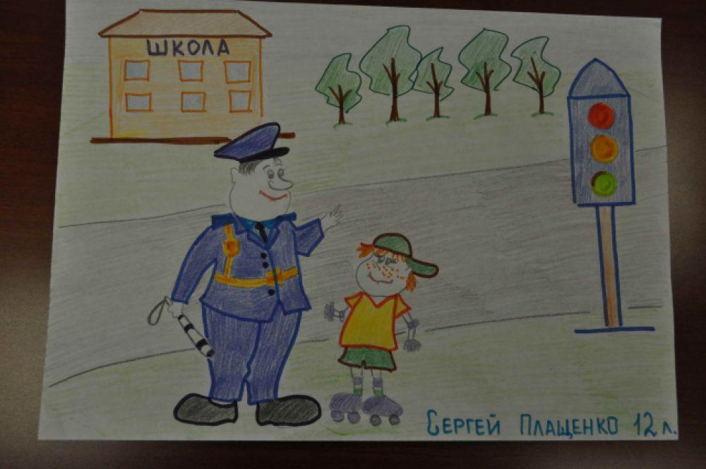 6. Сергей Плащенко, 12 лет