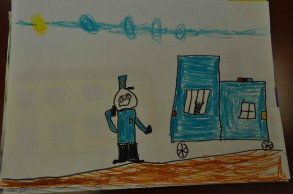 11. Петров Даниил, 6 лет