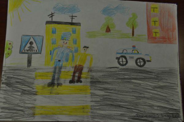 14. Долинный Егор, 8 лет