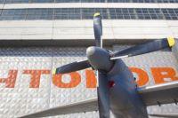Меркель назвала надежными самолеты завода «Антонов»