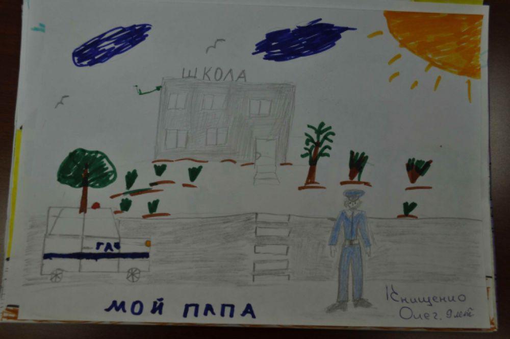 12. Книщенко Олег, 9 лет