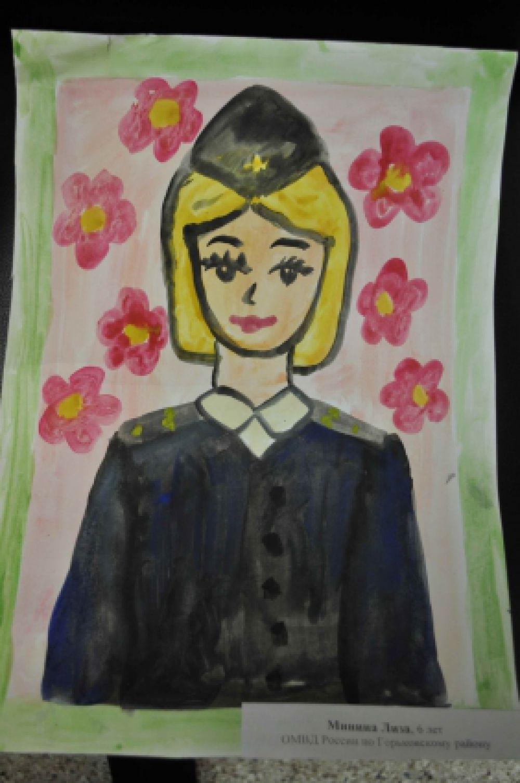 64. Минина Лиза, 6 лет