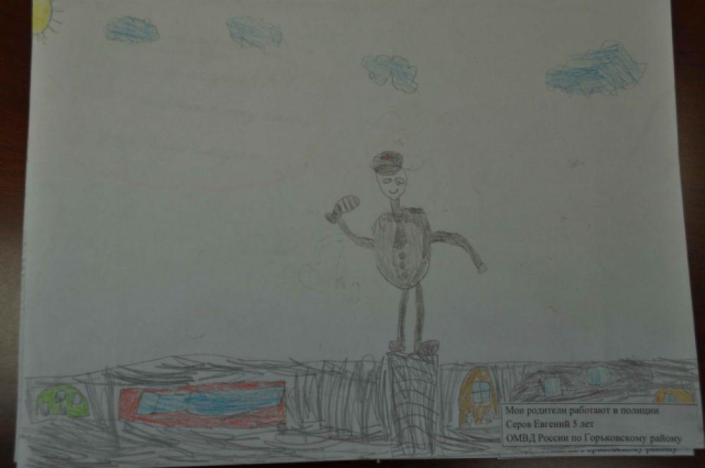 67. Серов Евгений, 5 лет