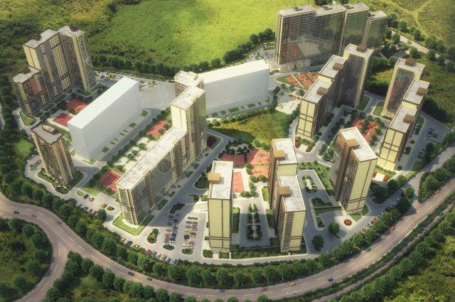 Комфортное жильё и развивающаяся инфраструктура.