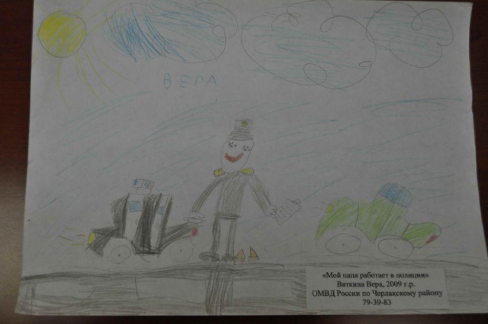 131. Вяткина Вера, 6 лет