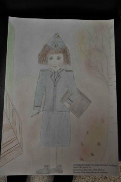 102. Ковалевская Кристина, 11 лет