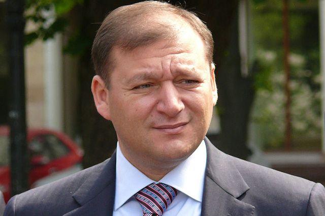 Михаил Добкин.