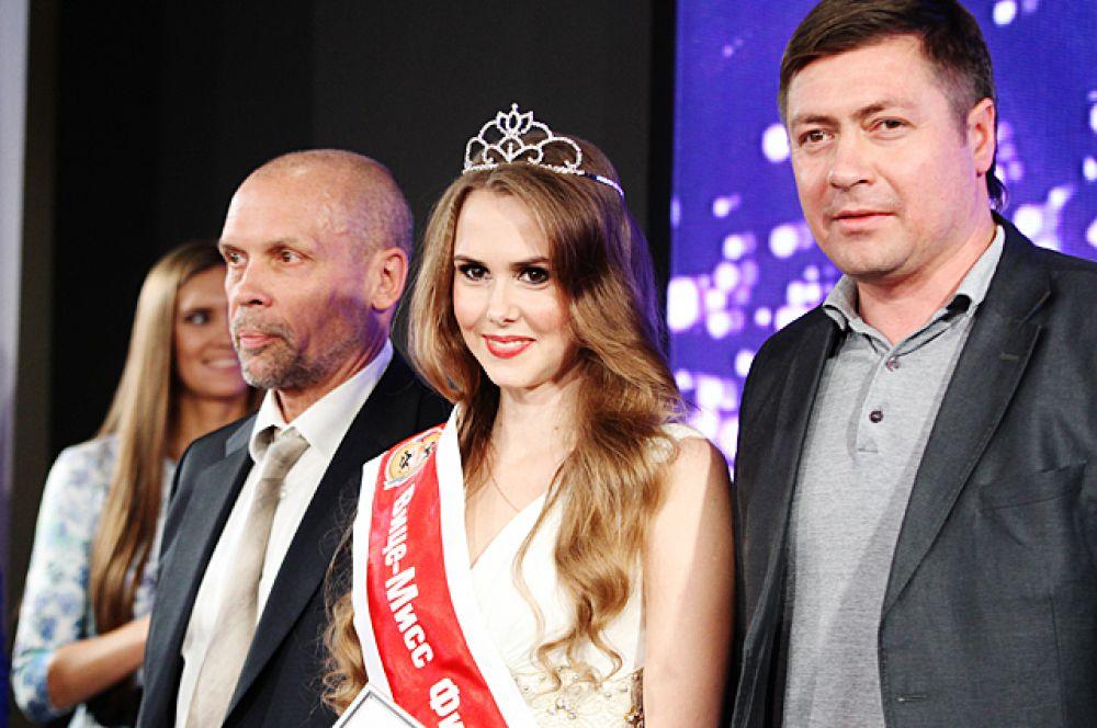 Вице-мисс Физкультура названа Анастасия Шипунова.