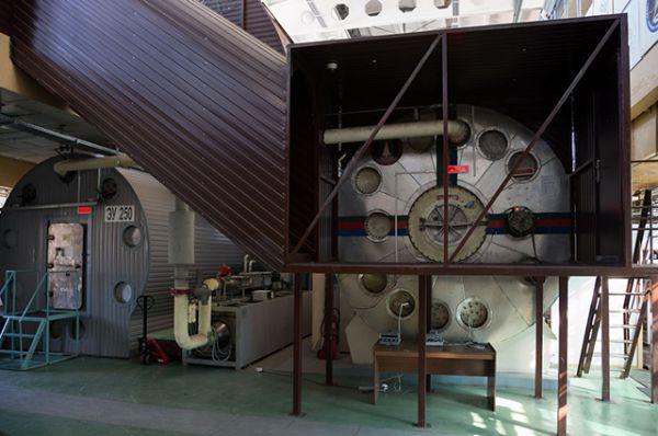 Наземный экспериментальный медико-технический комплекс (НЭК).