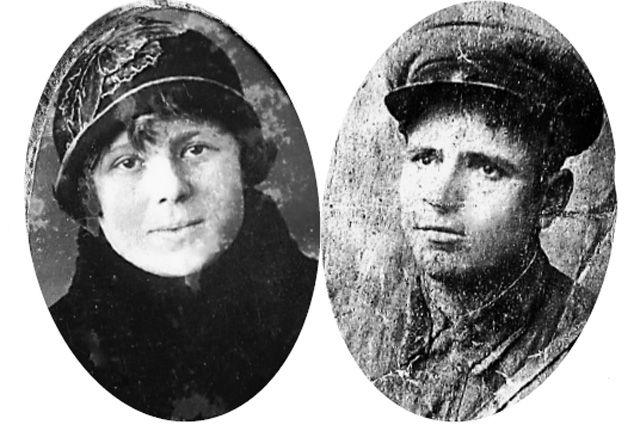 Александра и Алексей Мельниковы.