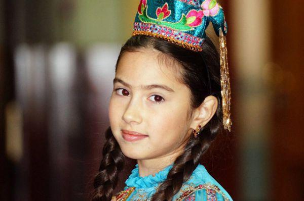 Саида Мухаметзянова. Прославилась после выхода в финал шоу «Голос.Дети» в апреле 2015 года.