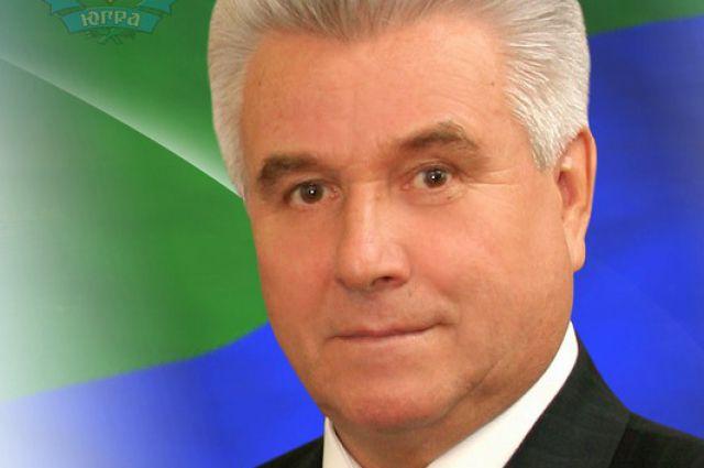 Василий Сондыков.