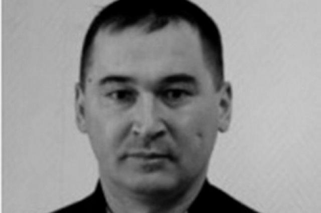 Погибший Равиль Бердыкаев.