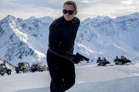 Кадр из фильма «007: Спектр», 2015 год.