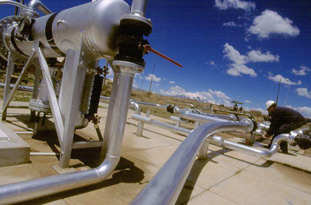 К приему газа готовы более 900 домов.