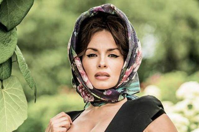 Надежда Мейхер назвала дочь украинским именем