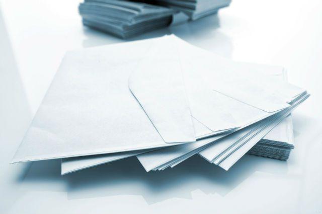 Омичка заняла второе место в конкурсе среди операторов почтовой связи.
