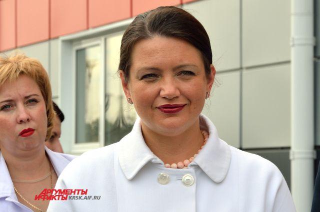 Наталья Рязанцева.