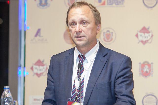 Глава департамента госполитики в сфере высшего образования Министерства образования и науки РФ Александр Соболев.
