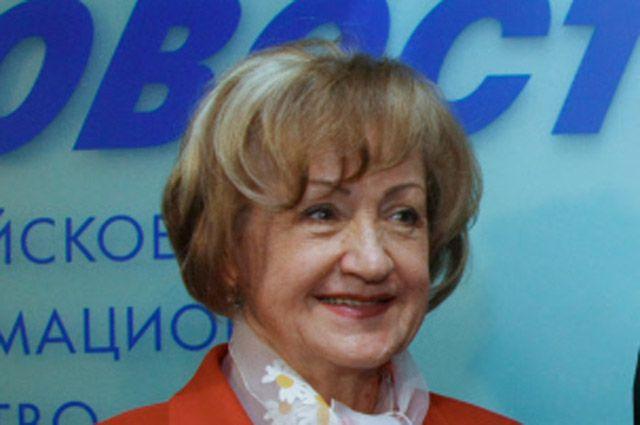 Лидия Иванова.