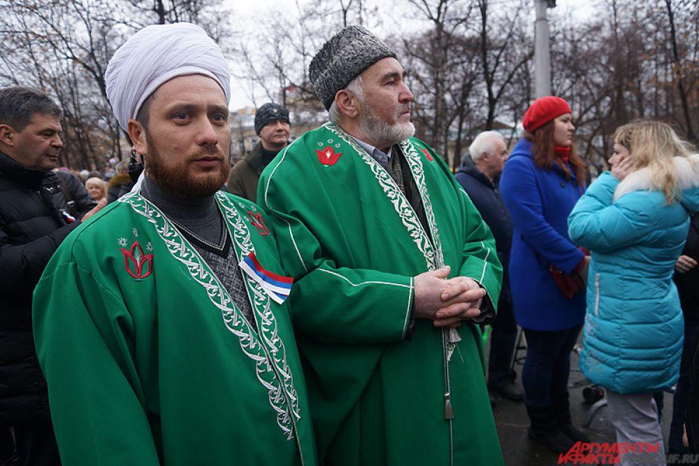 В празднике приняли участие городские и краевые власти, общественные организации и объединения, конфессии, а также представители 15 народностей, проживающих в Перми.