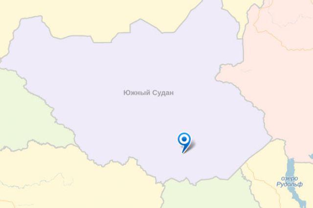Наборту разбившегося вСудане Ан-12 находились 5 жителей Армении
