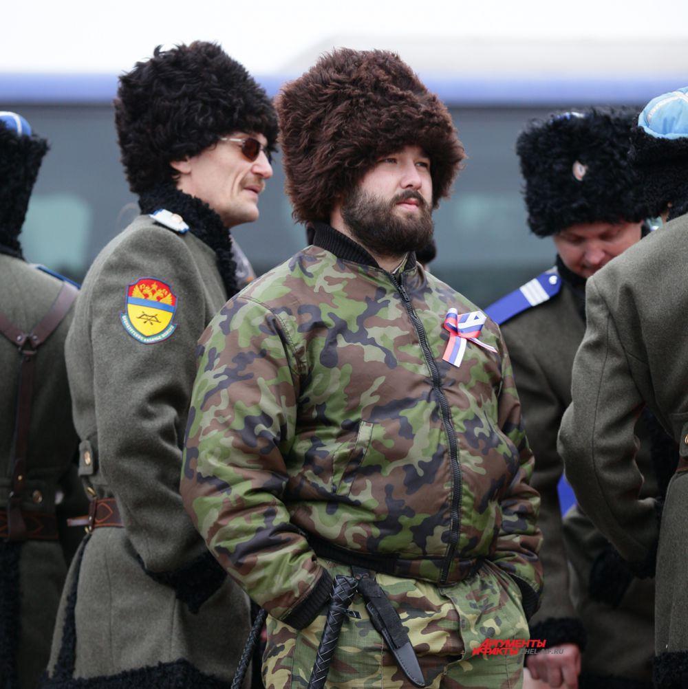 Казаки Южного Урала