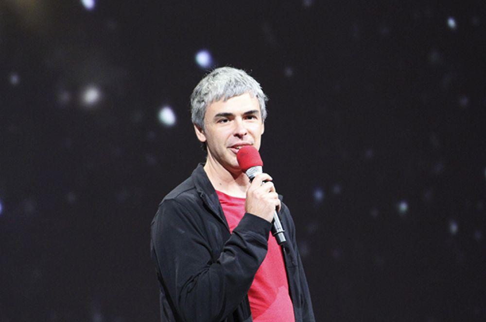 Десятое место – у основателя Google Ларри Пейджа.