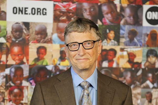 На шестом месте – основатель Microsoft Билл Гейтс.