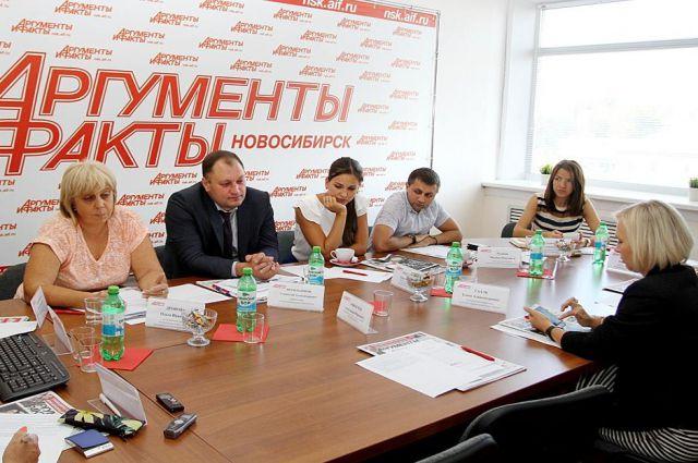 11 ноября в пресс-центре «АиФ-Новосибирск» круглый стол «Страхование ответственности застройщика – подводные камни»
