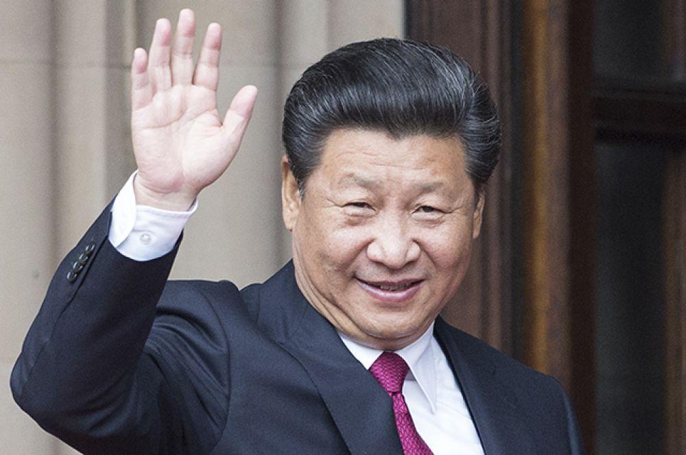 Пятое место занял председатель КНР Си Цзиньпин.