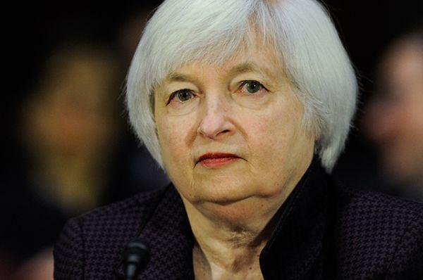 Седьмое место заняла Джанет Йеллен – председатель Федеральной резервной системы США.