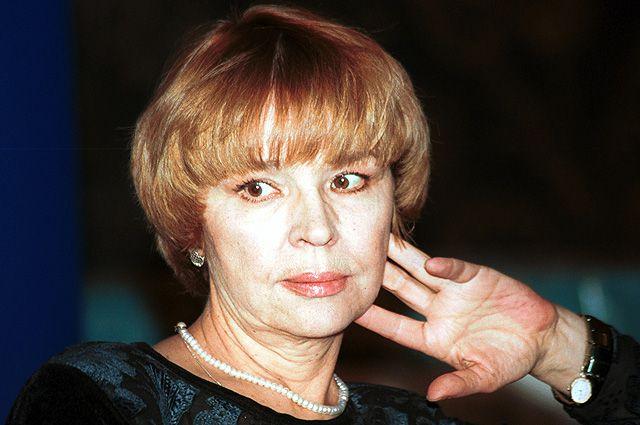 Тамара Семина.