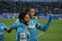 «Зенит» за два тура до конца группового этапа вышел в плей-офф Лиги чемпионов.