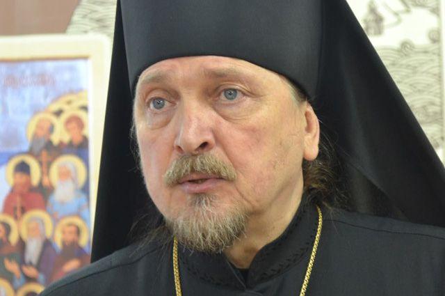 Епископ Митрофан.