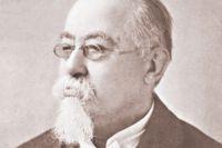 Чезаре Ломброзо, фотография ок. 1900 года.