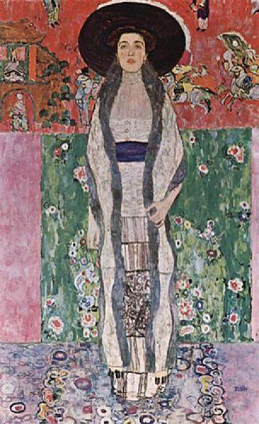 «Портрет Адели Блох-Бауэр II», Густав Климт. Год создания: 1912. Дата продажи: 8 ноября 2006 года. Цена 87,9 млн. долларов.