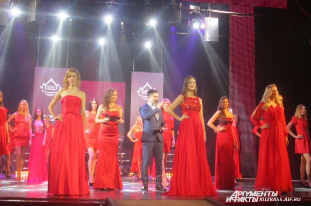 Финалистки конкурса красоты, боровшиеся за корону в 2006-2014 гг.