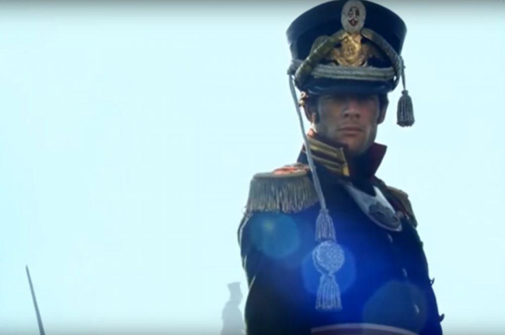 Ну а Джеймс Нортон выступил в роли Андрея Болконского.