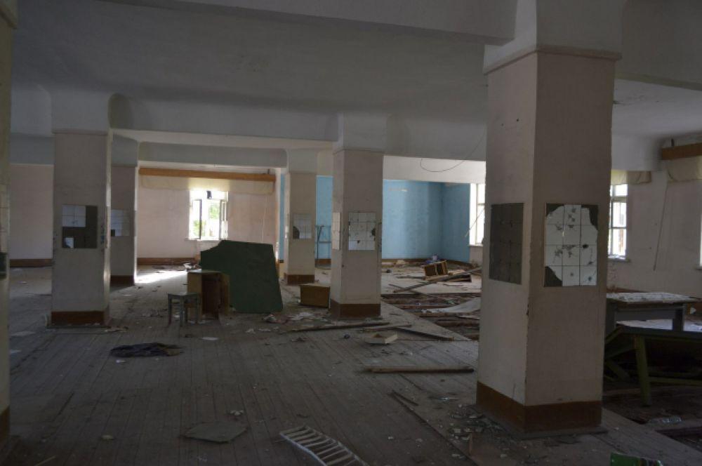 Часть не действует с декабря 2007 года. Мебель, документы и оконные стёкла сохранились в целости. На территории есть смотровое здание со сломанным телескопом, сеть подземного бункера связи и убежища.