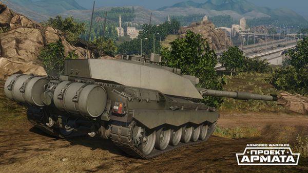Challenger 2. Раньше основной боевой танк Challenger 2 относился к 8 уровню техники. Текущая версия прошла перебалансировку и теперь относится к 9 уровню. Challenger 2 – вершина британского танкостроения и самый современный ОБТ, выпускаемый в Англии. Он вооружен 120-мм нарезной пушкой, и его подкалиберные снаряды с сердечниками из обедненного урана способны наносить разрушительный урон. Но все же главной чертой модели остается ее первоклассная броня: Challenger 2 почти неуязвим с фронта, поэтому он способен выжить под тяжелейшим огнем противника и нанести соответствующий урон в ответ.