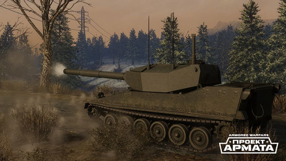 M8 Thunderbolt. Вооруженный 120-мм орудием легкий танк M8 Thunderbolt был создан в качестве модификации более ранней программы XM8. В настоящее время армия США рассматривает возможность его приобретения и использования. Это легкая авиадесантная машина, предназначенная для огневой поддержки аэромобильных подразделений. Экспериментальные боеприпасы для автоматического 120-мм орудия способны поражать даже тяжело бронированную технику. И хотя этот легкий танк не может похвастаться хорошей защищенностью, его маневренность позволяет оказываться впереди соперников и совершать неожиданные для неприяте