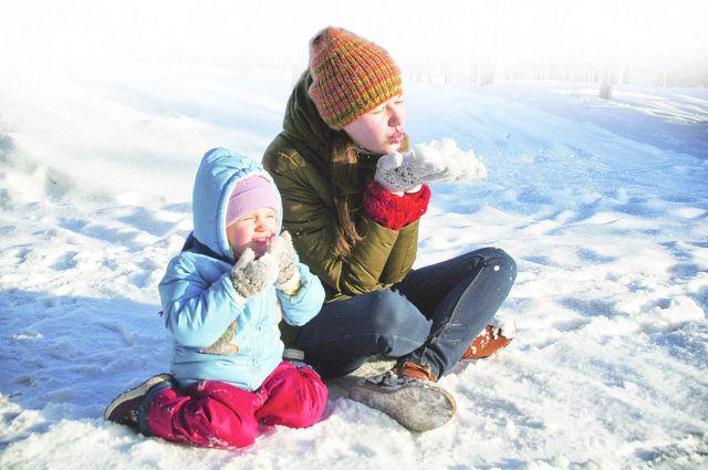 На территории Сибири смешивались культуры разных народов.