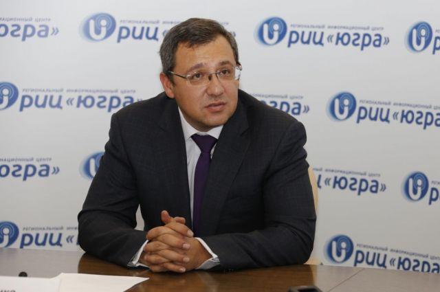 Василий Филипенко, глава Ханты-Мансийска.