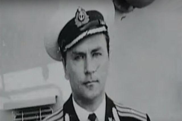 Валерий Саблин.