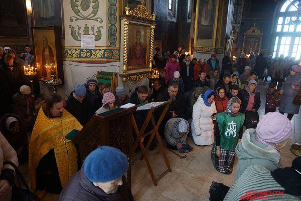 Пермь вошла в число 50 городов России и Белоруссии, которым в год 1000-летия памяти князя Владимира посчастливилось принять Святыню.