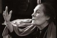 Российская актриса и литератор Лилия Брик.