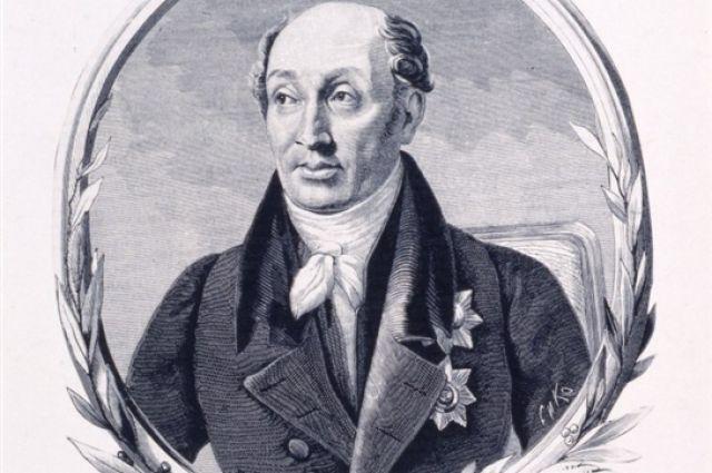 1819 год - опальный русский реформатор м сперанский назначен генерал-губернатором сибири