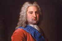 Портрет герцога Курляндского Эрнста Иоганна Бирона (1737-1740). Неизвестный художник XVIII столетия.